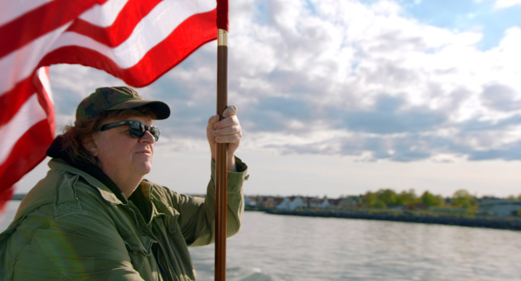 Image of Where to Invade Next, part of the UMass Boston Film Series